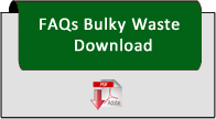 FAQs bulky waste download